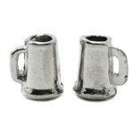 Miniature - Pewter Beer Mugs 2pc