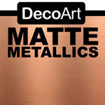 Matte Metallic - Rose Gold - 2oz