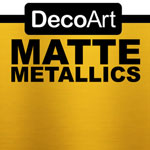Matte Metallic - Gold - 2oz