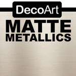 Matte Metallic - Soft Silver - 2oz