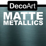 Matte Metallic - Pewter - 2oz