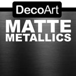 Matte Metallic - Charcoal - 2oz