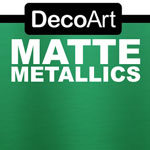 Matte Metallic - Emerald Green - 2oz