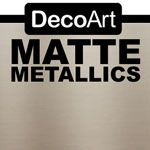 Matte Metallic - Silver - 2oz