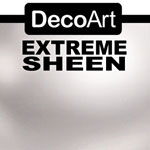 Sterling Silver DecoArt Extreme Sheen - 2oz