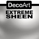 Silver DecoArt Extreme Sheen - 2oz