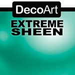 Aquamarine DecoArt Extreme Sheen - 2oz