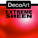 Ruby Extreme DecoArt Sheen - 2oz