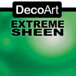 Emerald Extreme DecoArt Sheen - 2oz