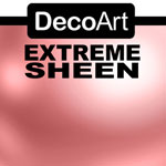 Rose Quartz DecoArt Extreme Sheen - 2oz