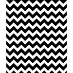 Clear Stamp - Chevron