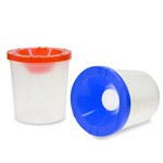 Kids No-Spill Brush Cups - 2pc
