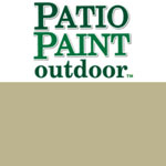 Patio Paint Sandy Shore - 2oz