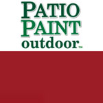 Patio Paint Red Pepper - 2oz