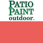 Patio Paint Coral - 2oz