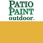 Patio Paint Golden Pineapple - 2oz