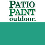 Patio Paint Emerald Ocean - 2oz