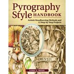 Pyrography Style Handbook by Lora Irish