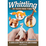 Whittling in Your Free Time Book
