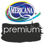 Carbon Black - Americana Premium 2.5oz