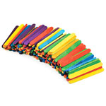 Craft Sticks Coloured - 2 1/8