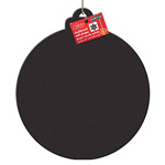 Chalkboard Wall Ornament w/jute - 10