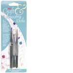 CCA Jewelry Tweezers 3pc