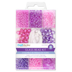Glass Bead Kit - Blush