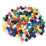 Pony Beads Opaque Mix - 175pc