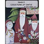 Shara's Collections of Santas by Shara Reiner