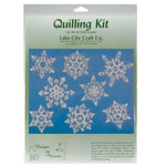 Quilling Kit - Snowflake Ornaments