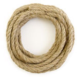 Nautical Jute Rope - 1/4