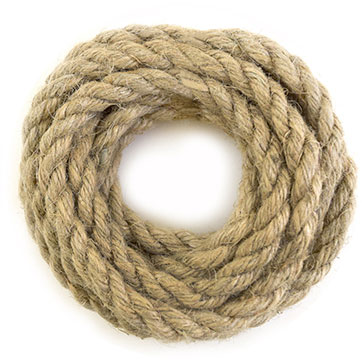 Nautical Jute Rope - 3/8