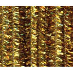 Chenille Stems Tinsel Gold (25pc)