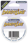 Beadalon Dandyline White - .15mm - 82'
