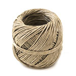Hemp Cord 48lb (2mm) Natural - 100ft