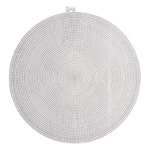 Round Plastic Canvas 7ct - 12
