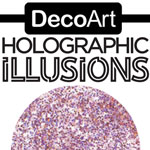 Holographic Illusions - Fairy Pink - 2oz