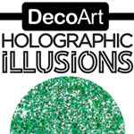 Holographic Illusions - Green Potion - 2oz