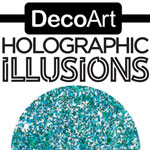 Holographic Illusions - Dazzling Teal - 2oz