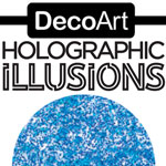 Holographic Illusions - Enchanted Blue - 2oz