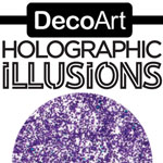 Holographic Illusions - Divine Purple - 2oz
