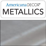 Decor Metallics 8oz - Silver