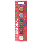 Craft Twinkles Paint Pot Set - Seasonal Sparkle