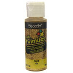 Craft Twinkles - Gold 2oz