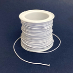 Sewing Elastic - 1mm Round - 21 metres