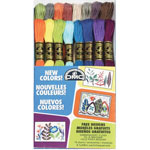 DMC Embroidery Floss Pack - 16pc