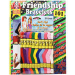 Friendship Bracelets 101 Book with Floss Pack