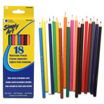 Watercolor Pencils - 18pc