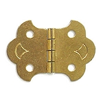 Brass Plated Hinge - 2